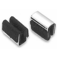Fishman ACC-BP1-308 Pair Felted U-Clips for upright bass