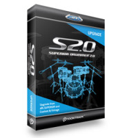 Toontrack Superior Drummer 2.0 upgrade from Superior