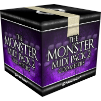 Toontrack MIDI Monster Pack 2 - Odd Meter