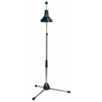 König & Meyer 14910 BASS TROMBONE STAND nickel