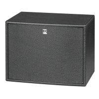 HK Audio IL112 Sub black