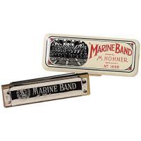 Hohner 1896/20 Marine Band Classic F