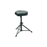 König & Meyer 14055 DRUMMERS THRONE »NICK« black leather