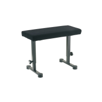 König & Meyer 14086 PIANO BENCH black fabric