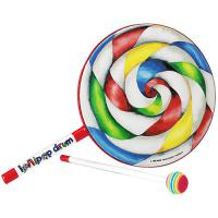 Remo ET-7106-00 | KIDS LOLLIPOP DRUM 1X6