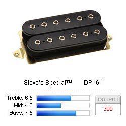 DiMarzio DP161 - Steves Special