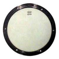 "Remo RT-0010-00 | PRACTICE PAD 10"" W/SKIN"