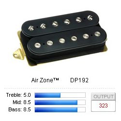 DiMarzio DP192 - Air Zone