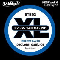 D'Addario Nylon Tapewound ETB92 Medium