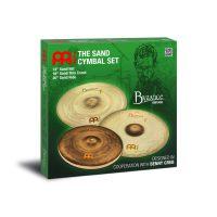 Meinl - Cymbal-set Benny Greb Signature