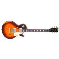 V100 ICON Series Distressed Tobacco Sunburst