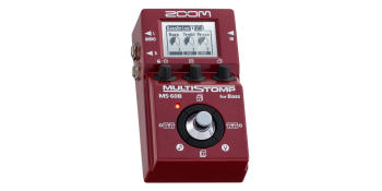 Zoom MS60B Multistomp Bas