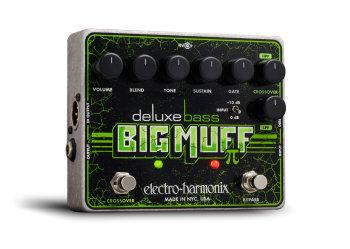 Electro Harmonix DELUXE-BASS-BIG-MUFF PI