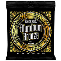 Ernie Ball Aluminium Bronze Light 2568
