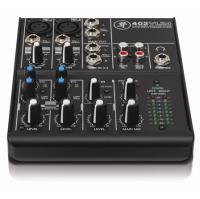 Mackie 402VLZ4 4-ch mixer w/2 onyx Preamps