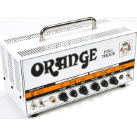 Orange Dual Terror 30 Watt Guitar Amp Head, 30 Watts Class A