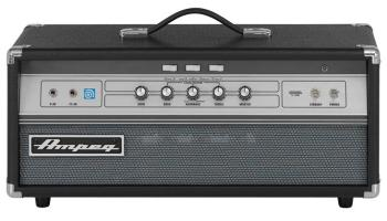 Ampeg All-Tube 100W head Silverface