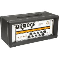 Orange AD30HTC Black| Twin Channel Guitar Amp Head, 30 Watts Class A