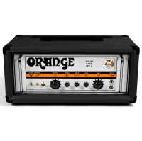 Orange AD200B MK3 Black | 200 Watt Bass Guitar Amplifier Head, Class A/B