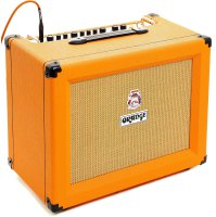 Orange CR120C  | Crush 120 Watt, 2 Channel Guitar Amp 2x12 Combo, w/Digital Reverb & FX loop