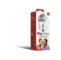 IK Multimedia iRig Voice - White version