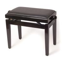 North Star Pianopall Deluxe Blank svart