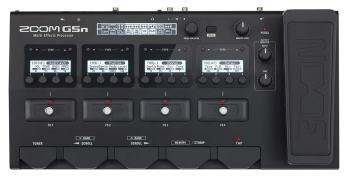 Zoom G5N Effects Processor