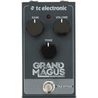 TC Electronic Grand Magus Distortion | Guitar Pedal
