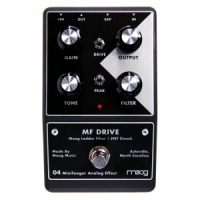 Moog Minifooger MF Drive Mk II