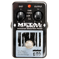 EBS MetalDrive Studio Edition