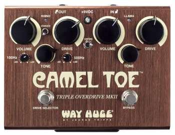 Way Huge WHE209 Camel Toe Triple Overdrive MkII