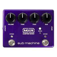 MXR M225 Sub Machine Octave Fuzz