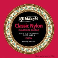 D'Addario - Student Classics EJ27N Normal Tension 028-043