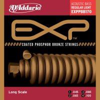 D'Addario - EXP Phosphor Bronze Akustisk bas EXPPBB170 Soft 045-100