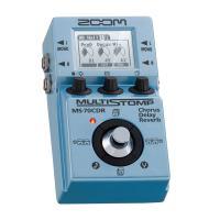 Zoom MS70CDR Multistomp Gitarr/Bas