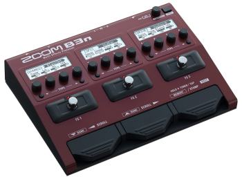 Zoom B3n Baseffektpedal