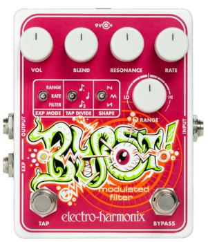Electro Harmonix BLURST Modulated Filter