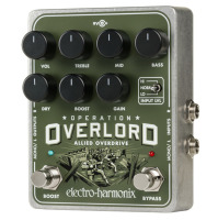 Electro Harmonix Operation Overlord Stereo-Overdrive