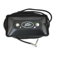 Peavey Multi-P2-LED Button Footswitch