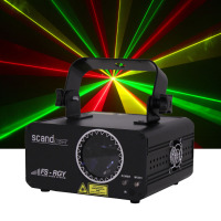Scandlight Laser FS-RGY