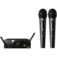 AKG WMS40 MINI Dual Vocal Set, ISM2/3