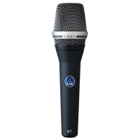 AKG D7S, Reference Dynamic Vocal Microphone m. switch