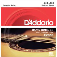 D'Addario - American Bronze  EZ930 Medium 013-056