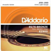 D'Addario - American Bronze EZ900 Extra Light 010-050