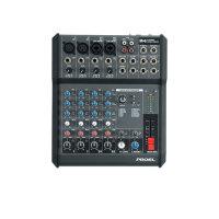 PROEL M6 - 6-kanalers mixer med inbyggd digitaleffekt