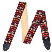 Dunlop Jimi Hendrix Strap Collection JH01 Woodstock axelband