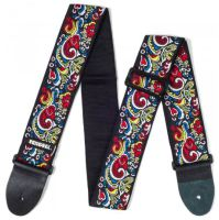 Dunlop Jimi Hendrix Strap Collection JH03 Love Drops axelband