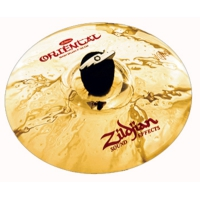 "Zildjian 9"" Oriental Trash Splash"