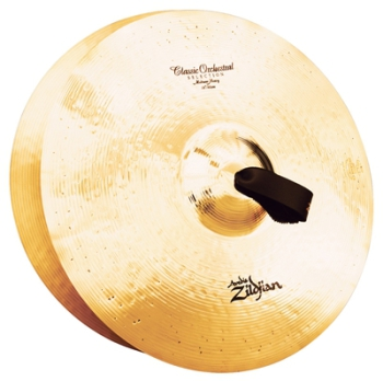 Zildjian 18 Classic Orchestral Selection Medium Heavy Pair