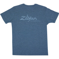 Zildjian T6744 Heathered Blue T-shirt - X-Large